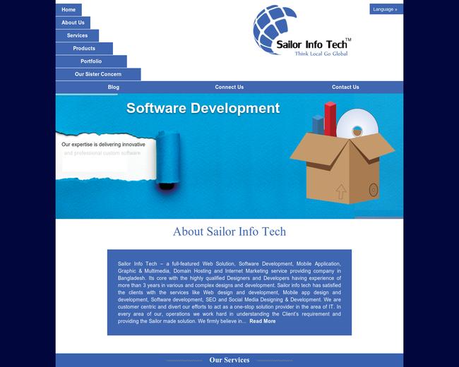 Sailor Info Tech