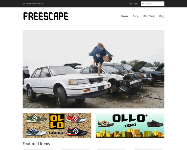 Freescape