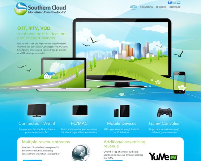 Southern Cloud