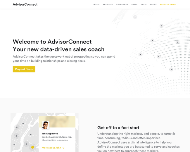 advisorCONNECT