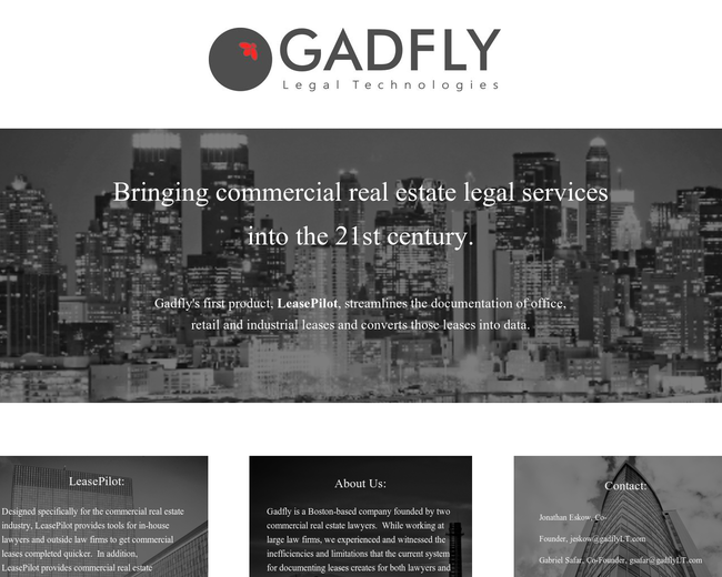 Gadfly Legal Technologies