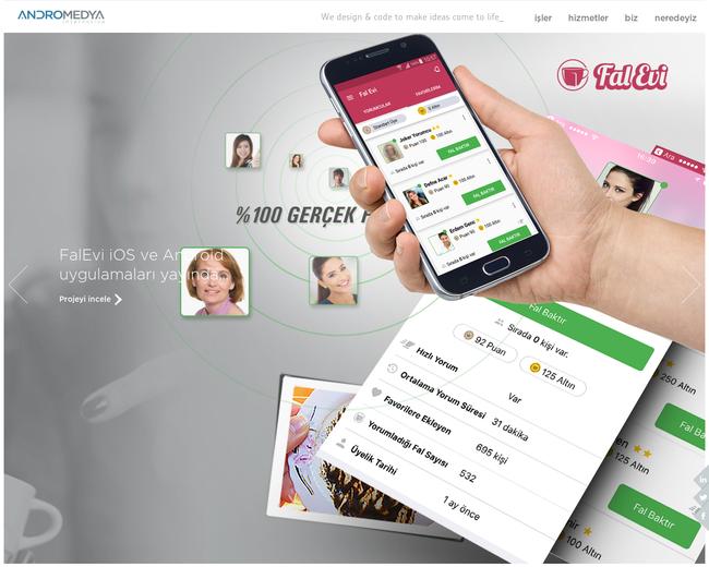Andromedya Interactive