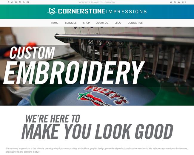 CornerStone Impressions