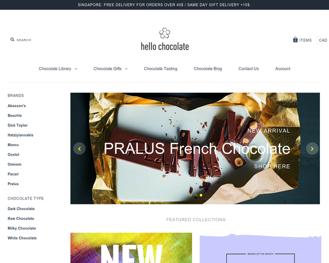 HelloChocolate: Chocolate & Gift Shop