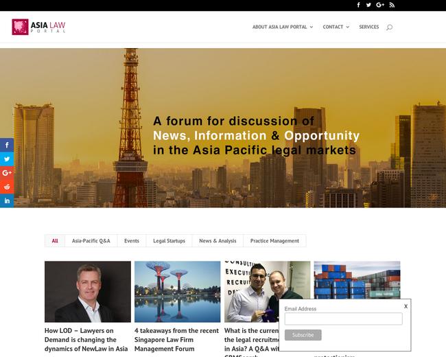 Asia Law Portal