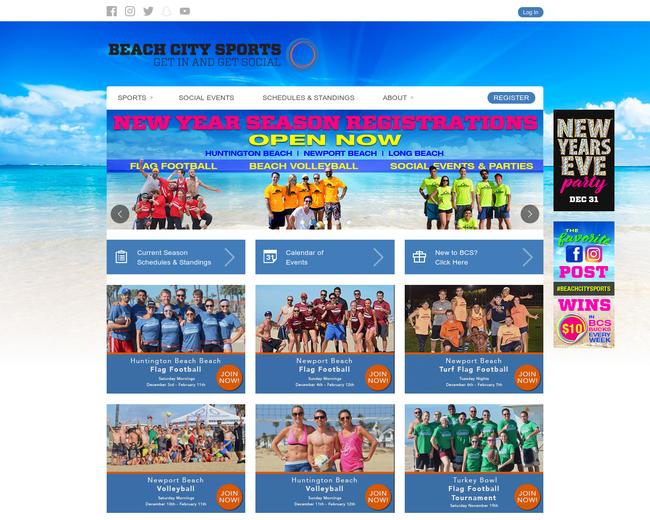 Beach City Sports
