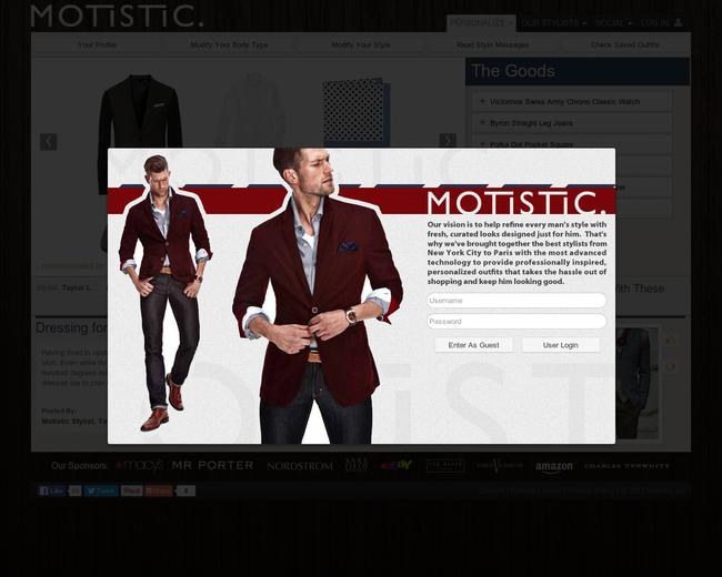 Motistic