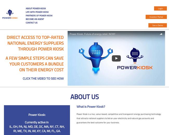 Power Kiosk