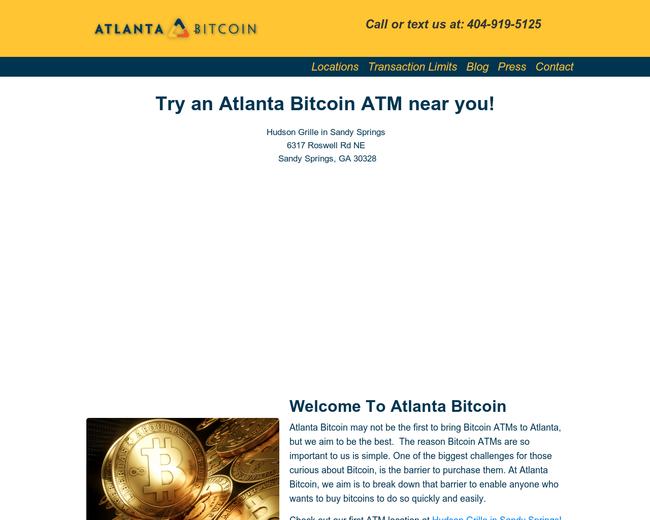 Atlanta Bitcoin