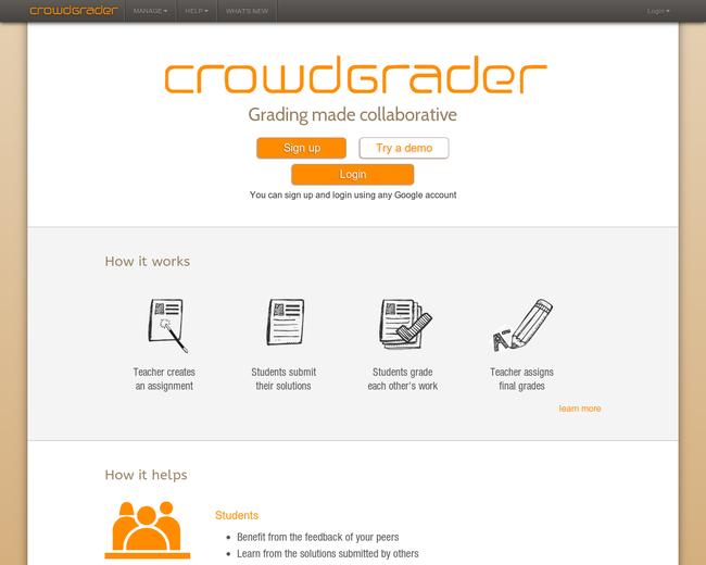 CrowdGrader