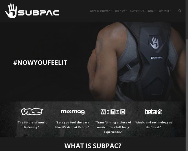 SubPac