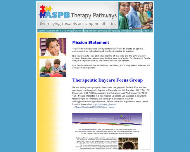 Autism Service Provider & Beyond