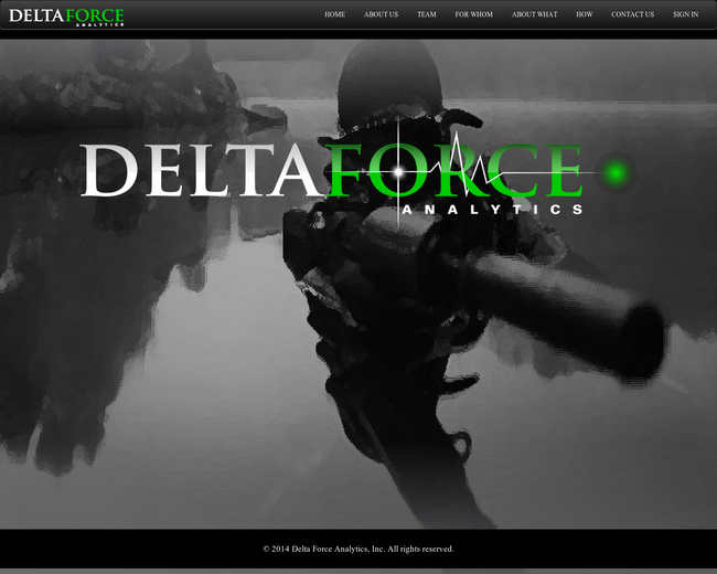 Delta Force Analytics