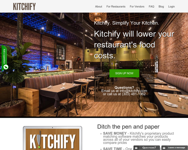 Kitchify