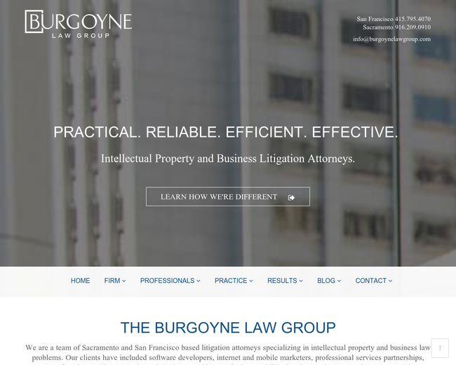 Burgoyne Law Group