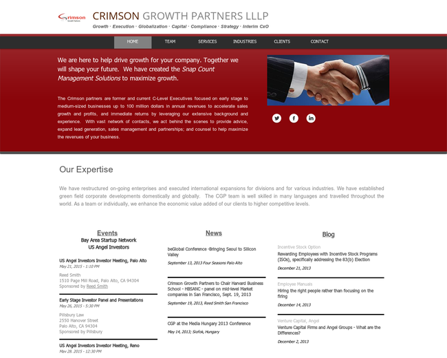 Crimson Growth Partners
