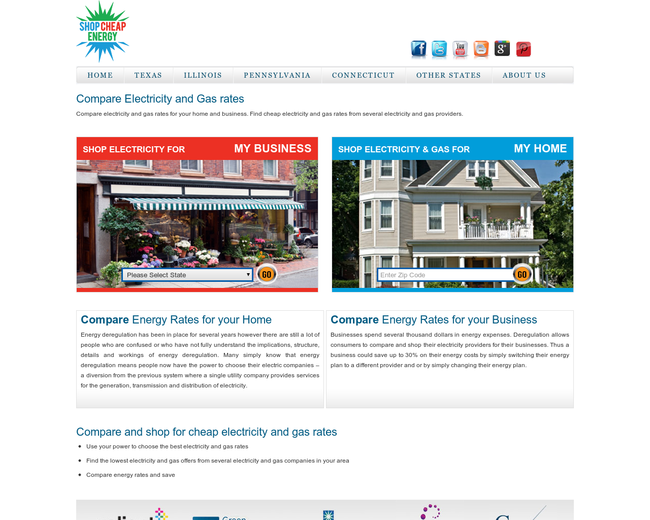 Shop Cheap Energy