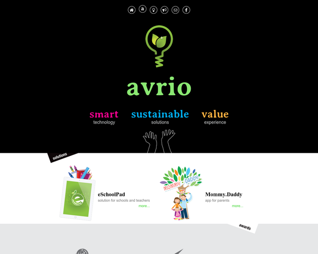 Avrio solutions company