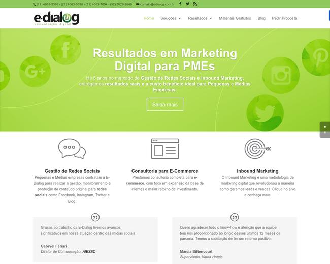 E-Dialog Social