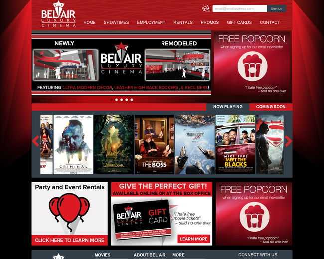 Bel Air 10 Digital Theater