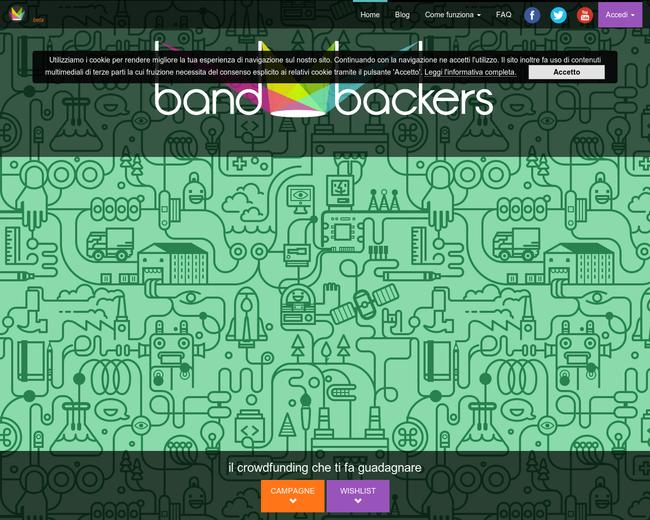 BandBackers