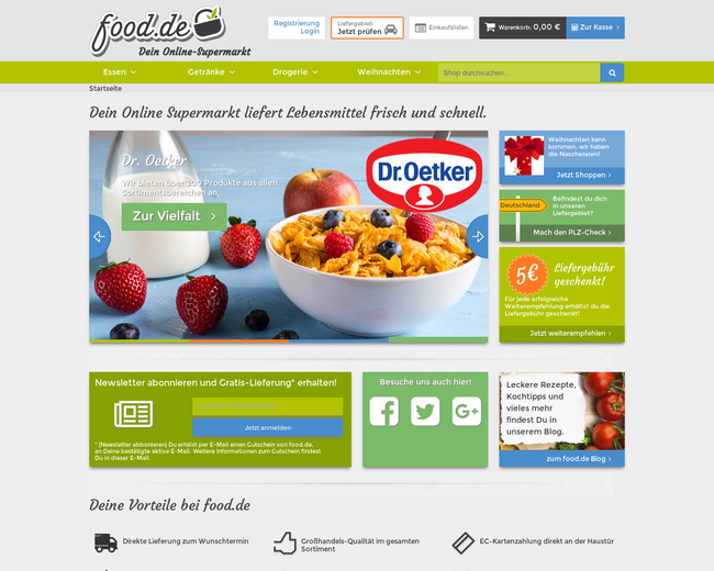 food.de
