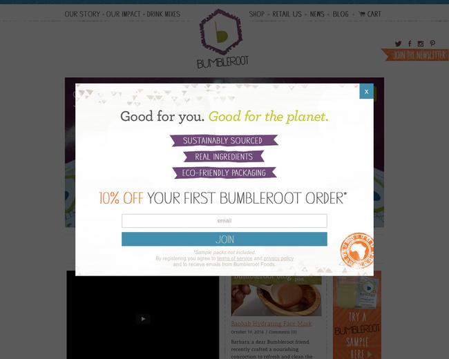 Bumbleroot Foods
