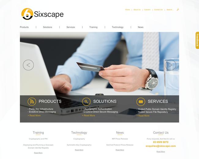 Sixscape Communications