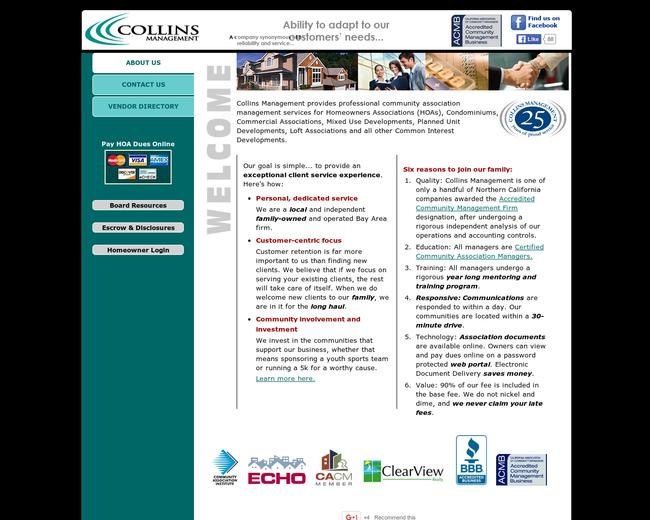 Collins Management Company
