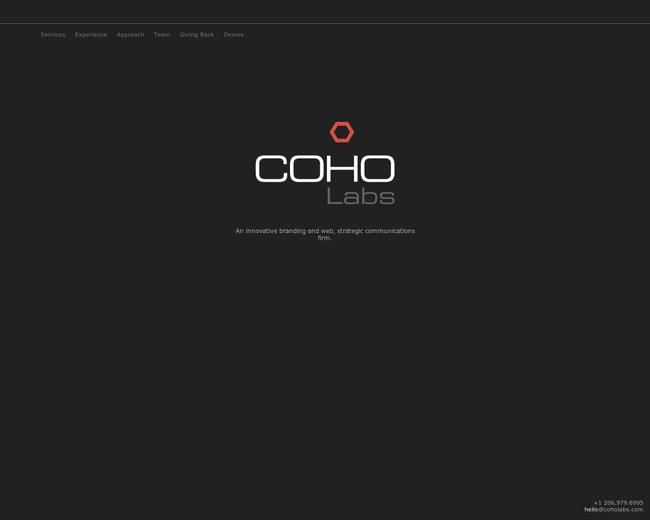 Coho Labs
