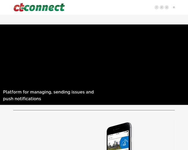 CTconnect