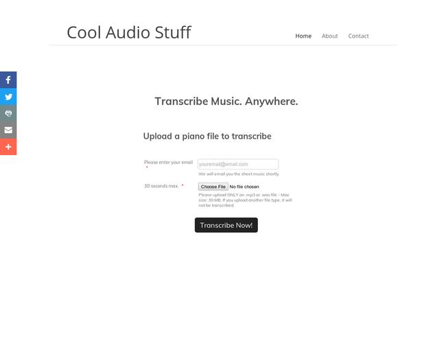CoolAudioStuff