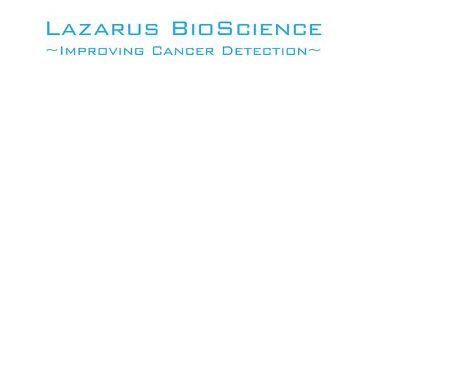 Lazarus Bioscience