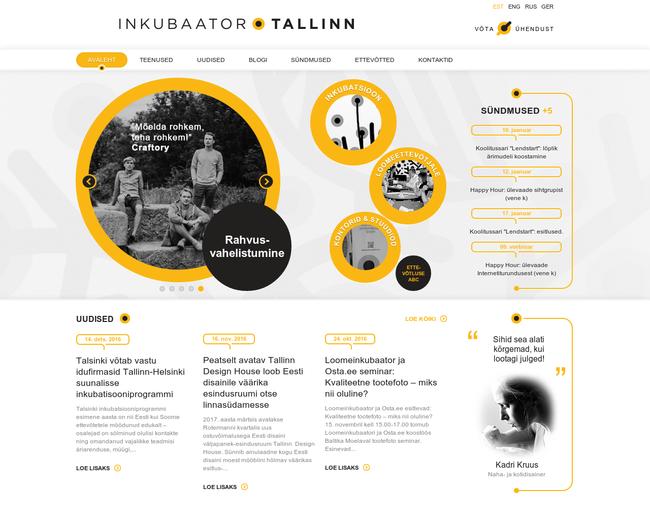 Tallinn Business Incubators (TBI)