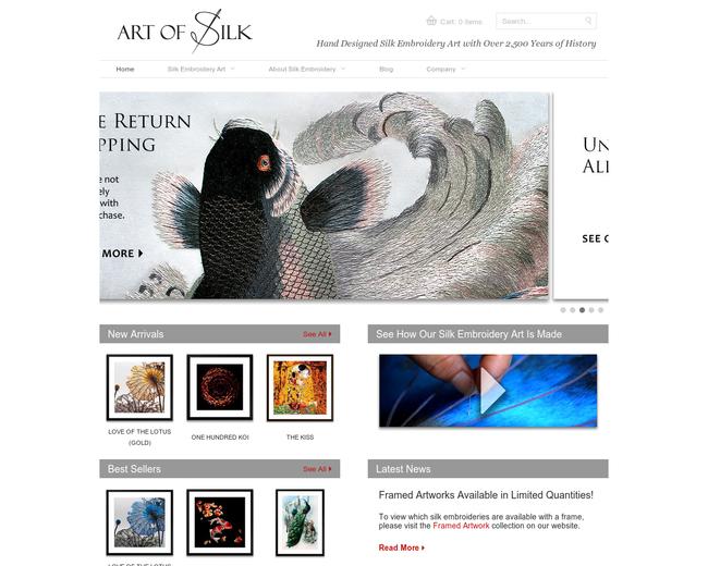 Art of Silk