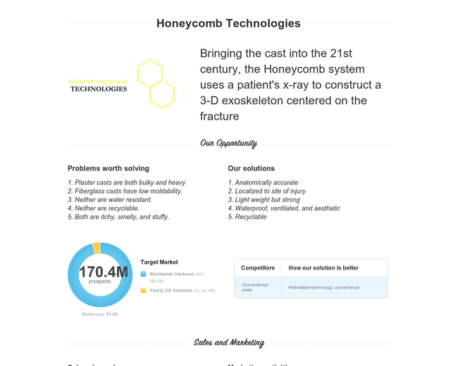 Honeycomb Technologies