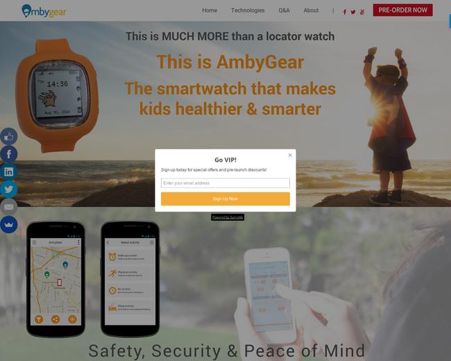 Ambit Networks - AmbyGear