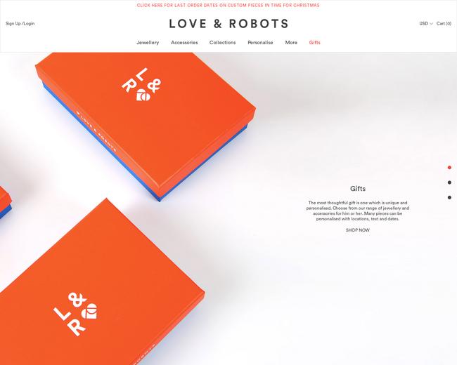 Love & Robots