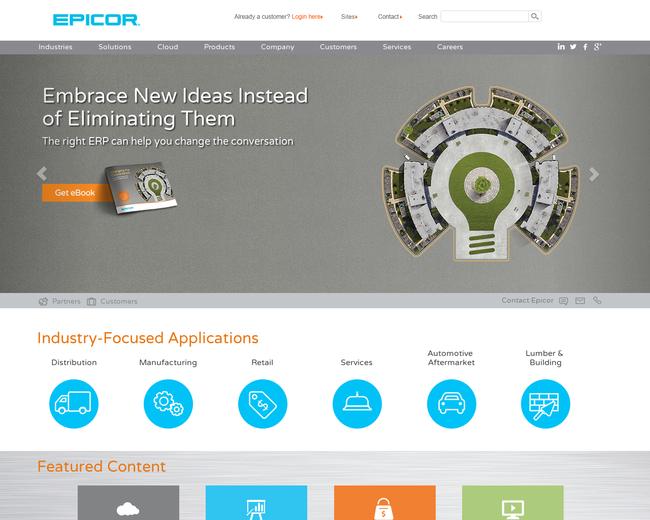 Epicor Software