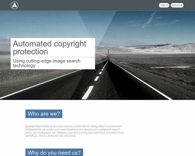 Copyright Agent
