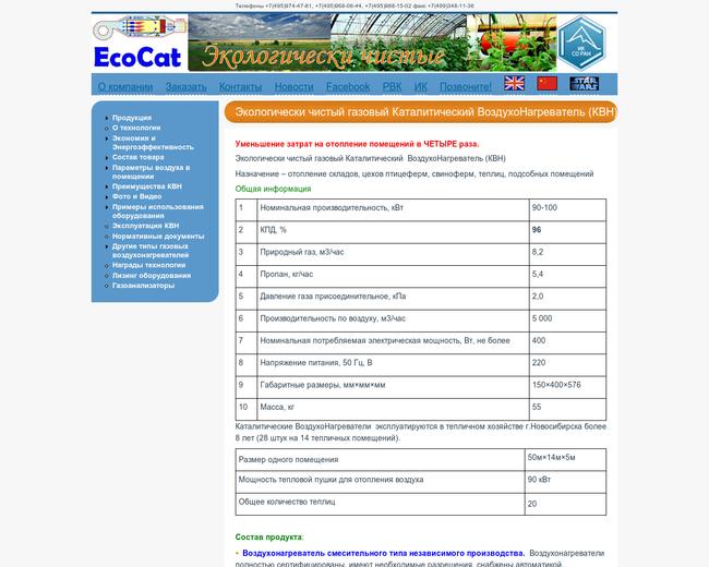 EcoCat