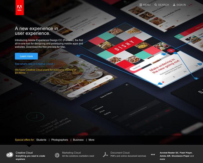 Adobe - Disruptive Innovation Group