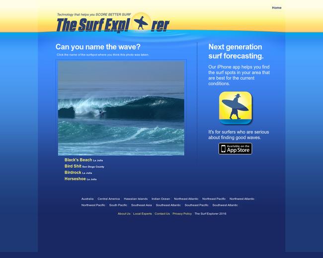 Surf Explorer