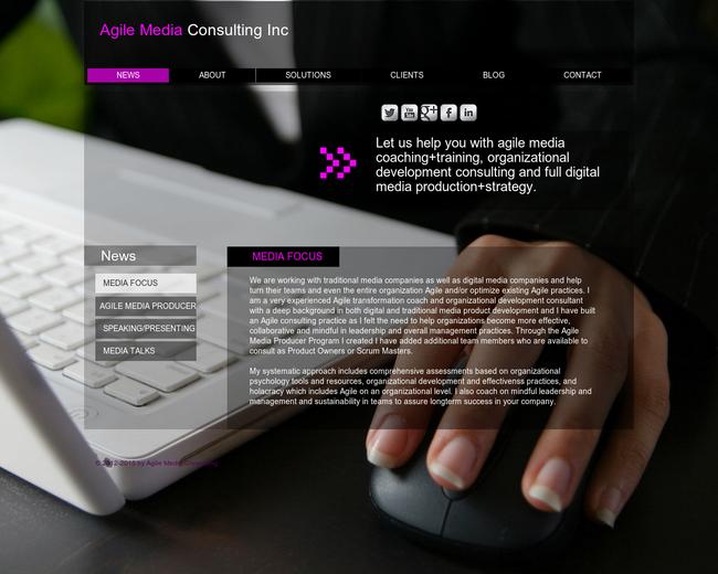 Agile Media Consulting