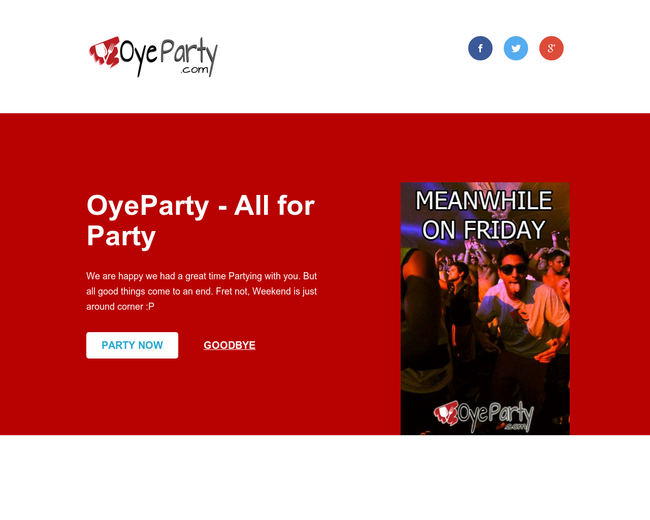 Oyeparty