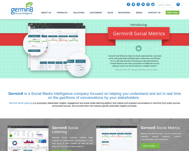 Germin8 Solutions