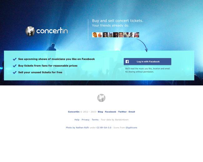ConcertIn