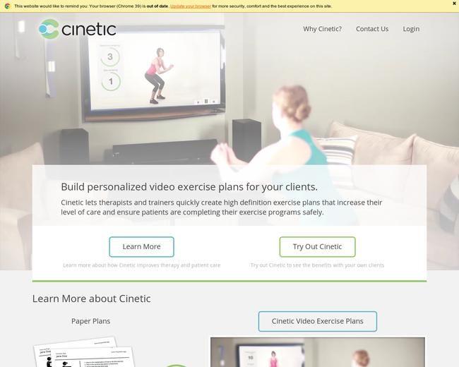 Cinetic Health