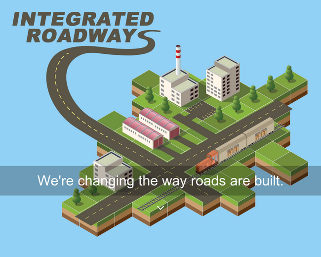 Integrated Roadways
