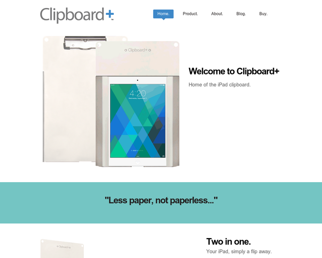 Clipboard+